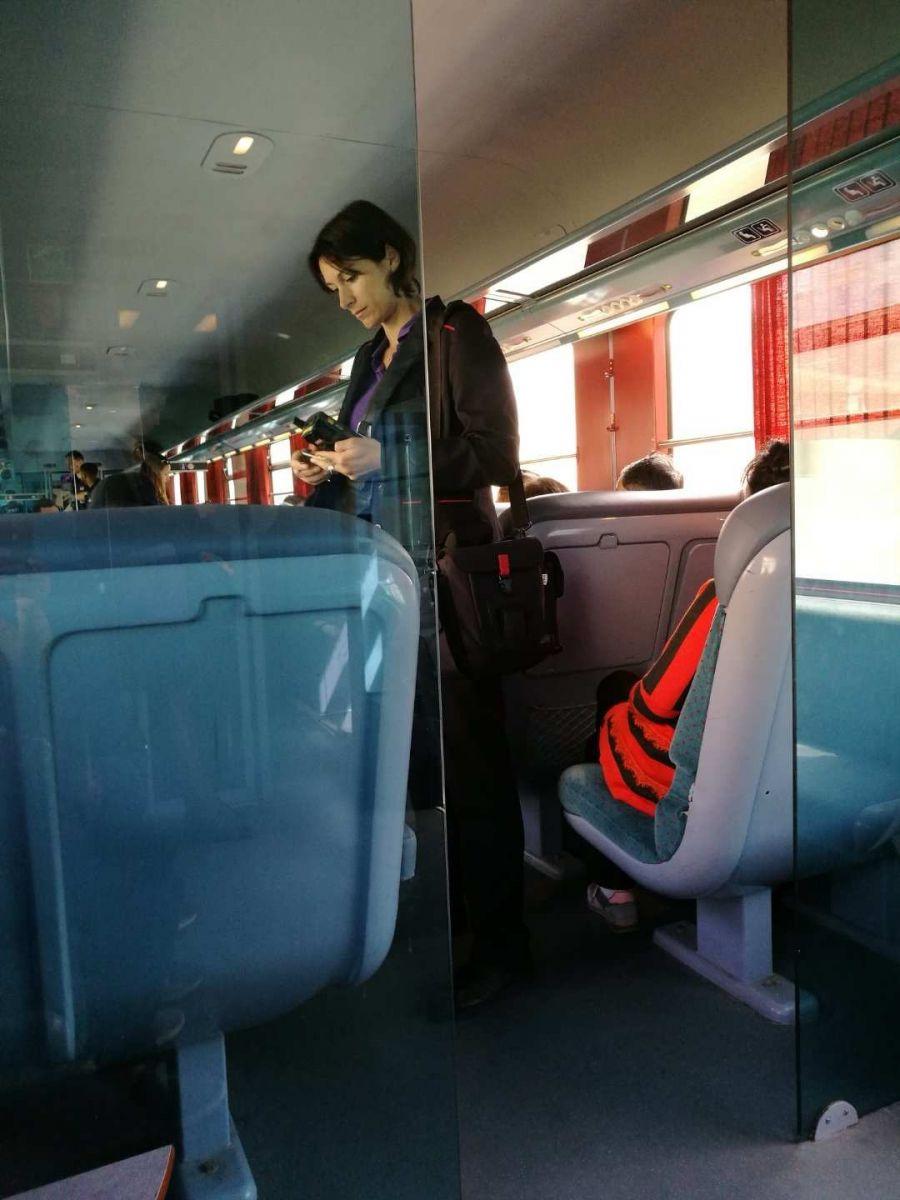 意大利: 坐错火车,遭遇小偷_图1-7