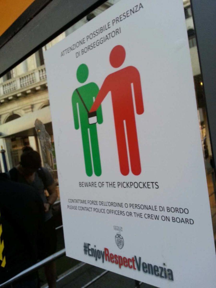 意大利: 坐错火车,遭遇小偷_图1-13