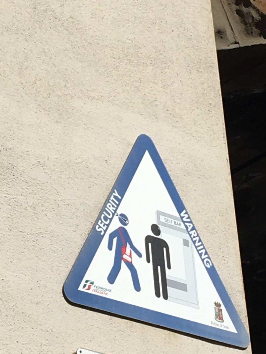 意大利: 坐错火车,遭遇小偷_图1-15