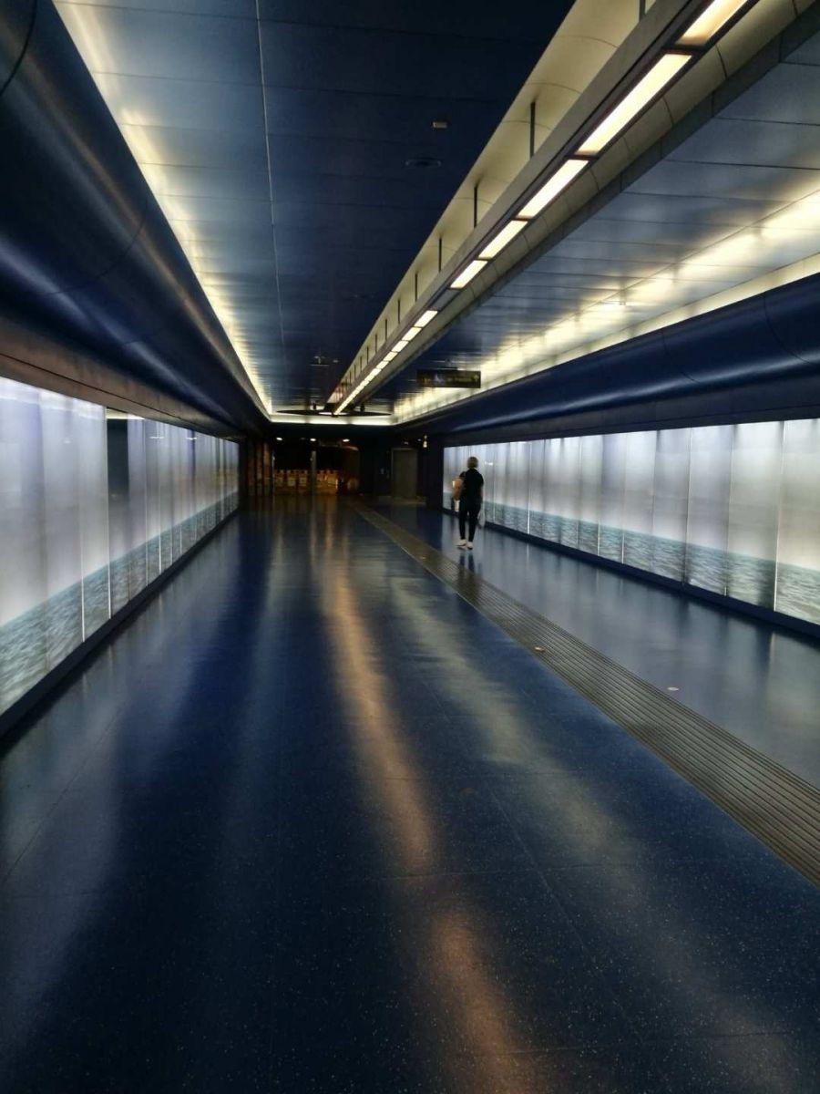 那不勒斯旅游亮点:Toledo地铁站_图1-18