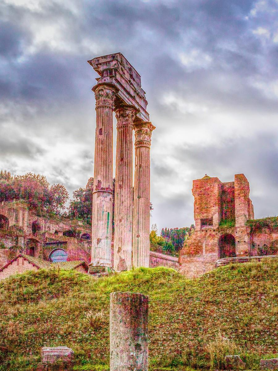意大利罗马论坛,意义深远_图1-11
