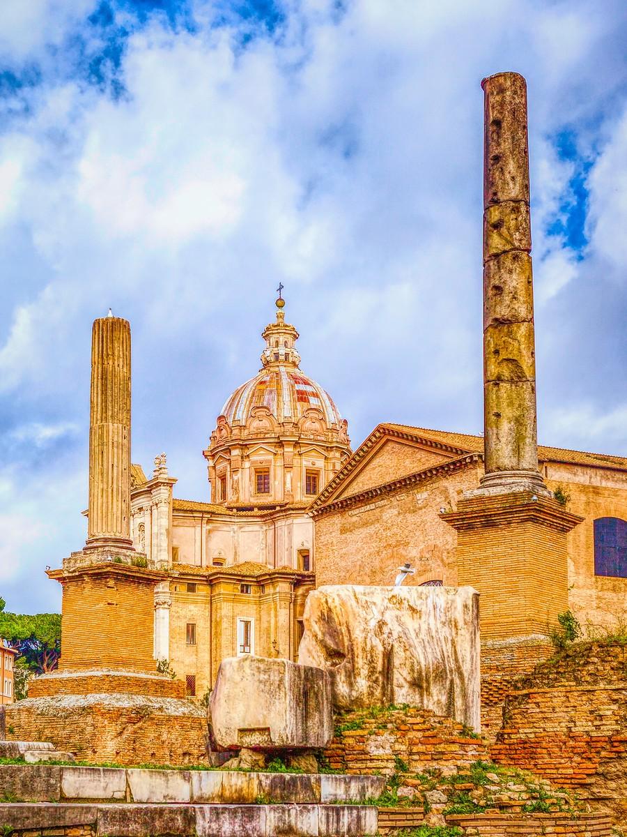 意大利罗马论坛,意义深远_图1-13
