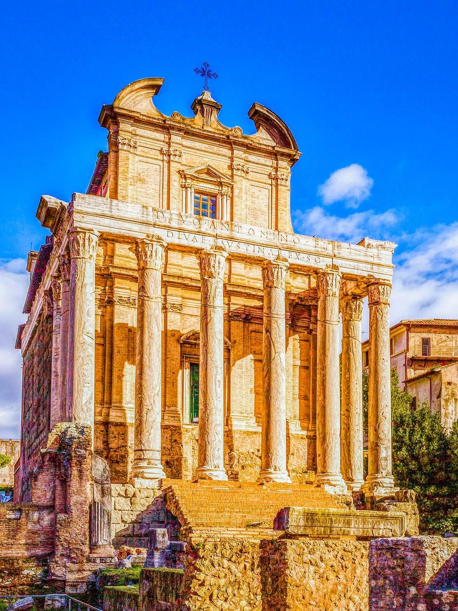 意大利罗马论坛,意义深远_图1-15