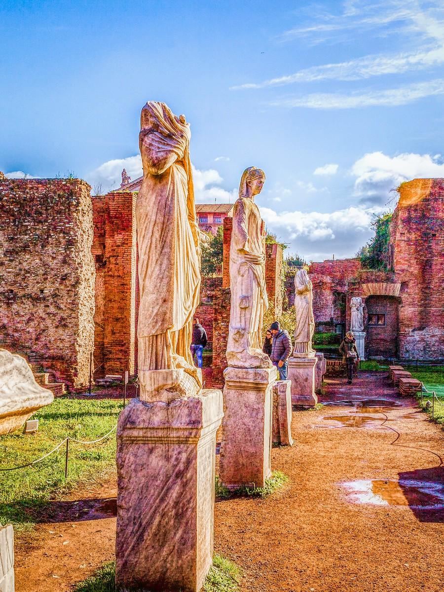意大利罗马论坛,意义深远_图1-23