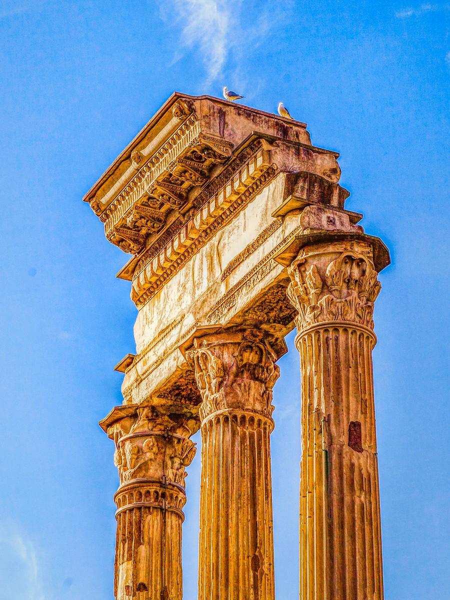 意大利罗马论坛,意义深远_图1-28
