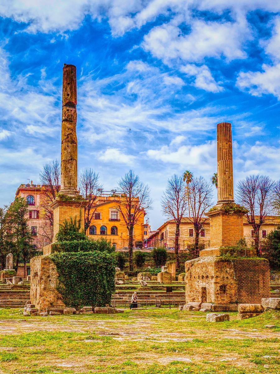 意大利罗马论坛,意义深远_图1-27