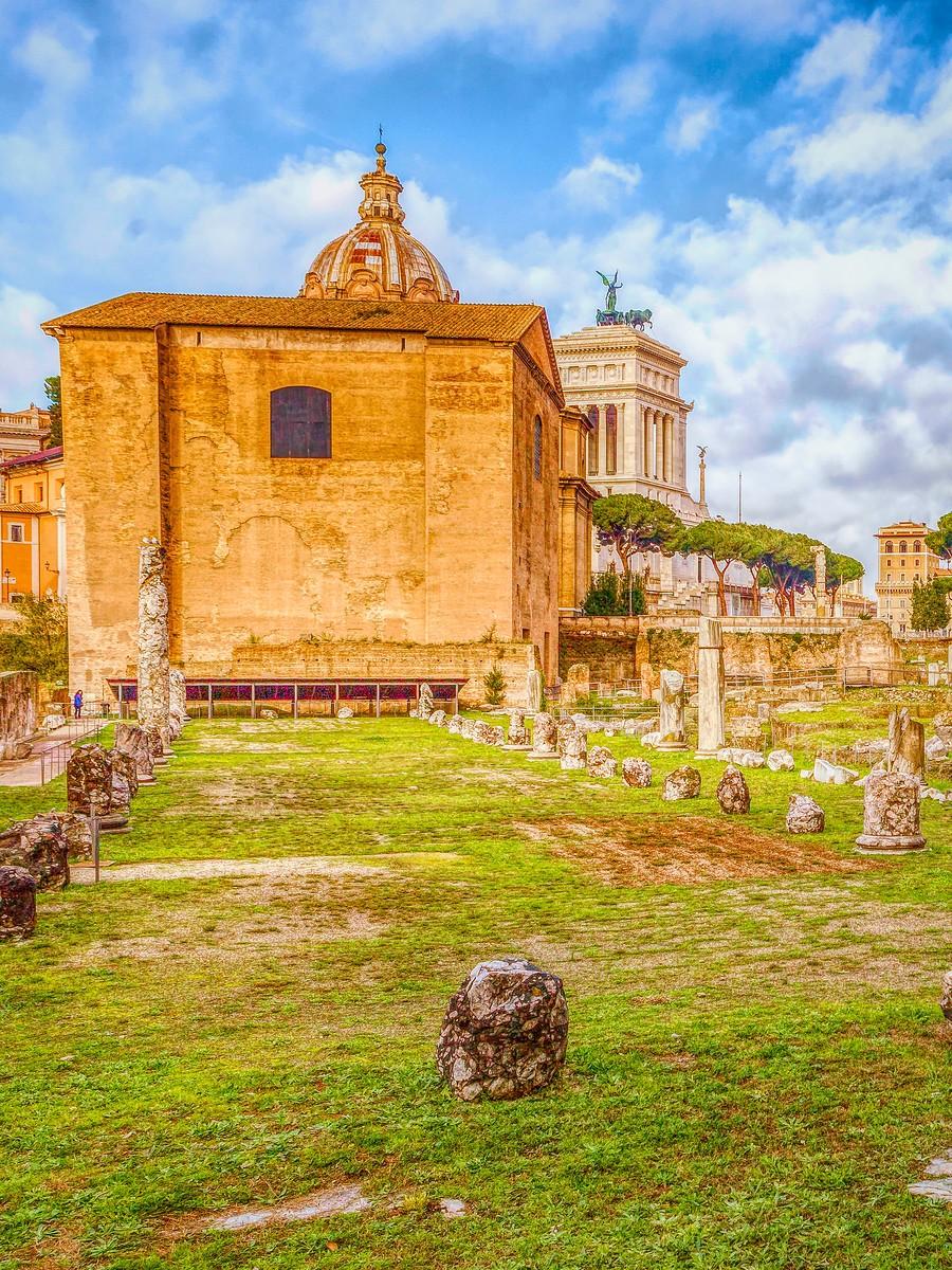 意大利罗马论坛,意义深远_图1-31