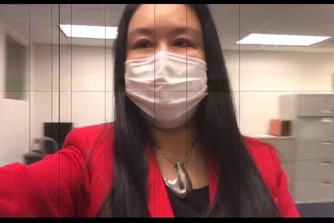 高娓娓疫情日记:戴着口罩去办公室,美国同事竟是这样的反应 ... ... ... ... ... ... ..._图1-6