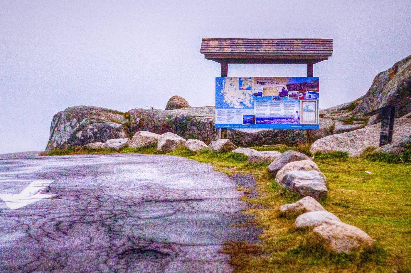 加拿大佩吉海湾(Peggys Cove),渔村生活_图1-32