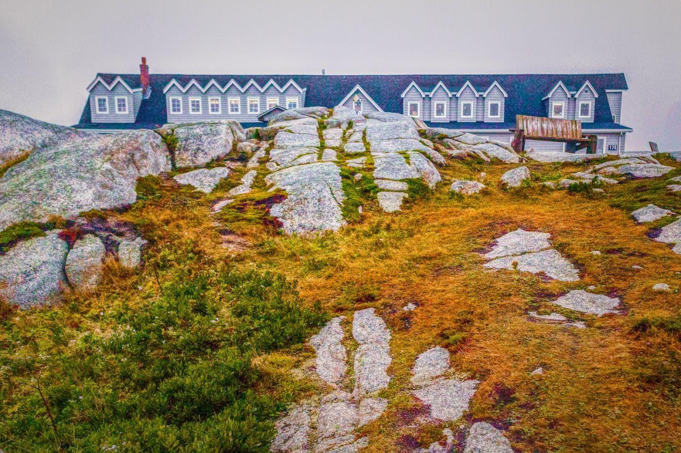 加拿大佩吉海湾(Peggys Cove),渔村生活_图1-31