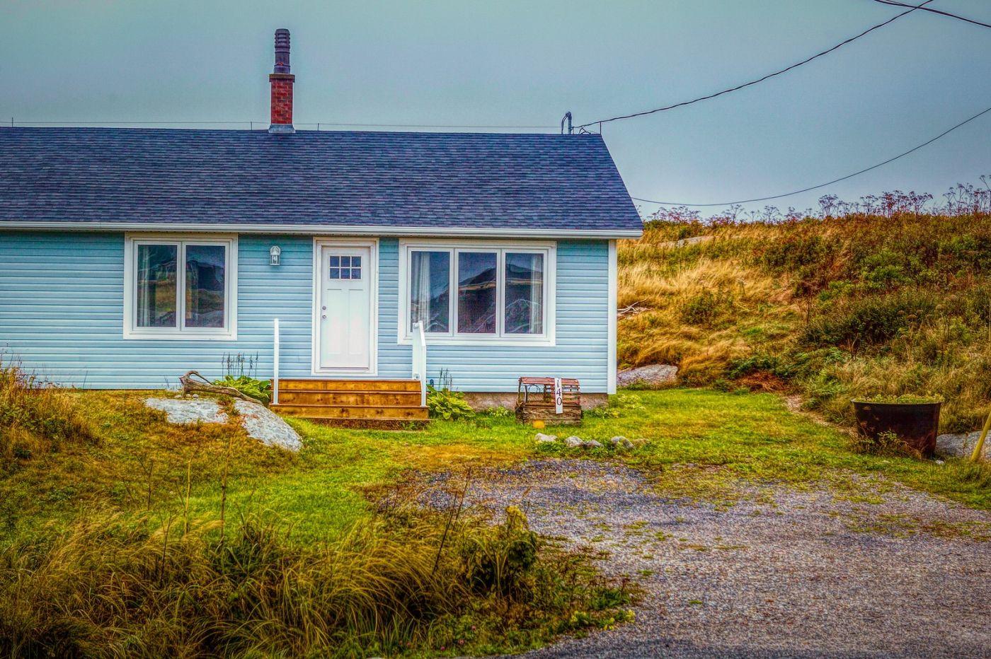 加拿大佩吉海湾(Peggys Cove),渔村生活_图1-28