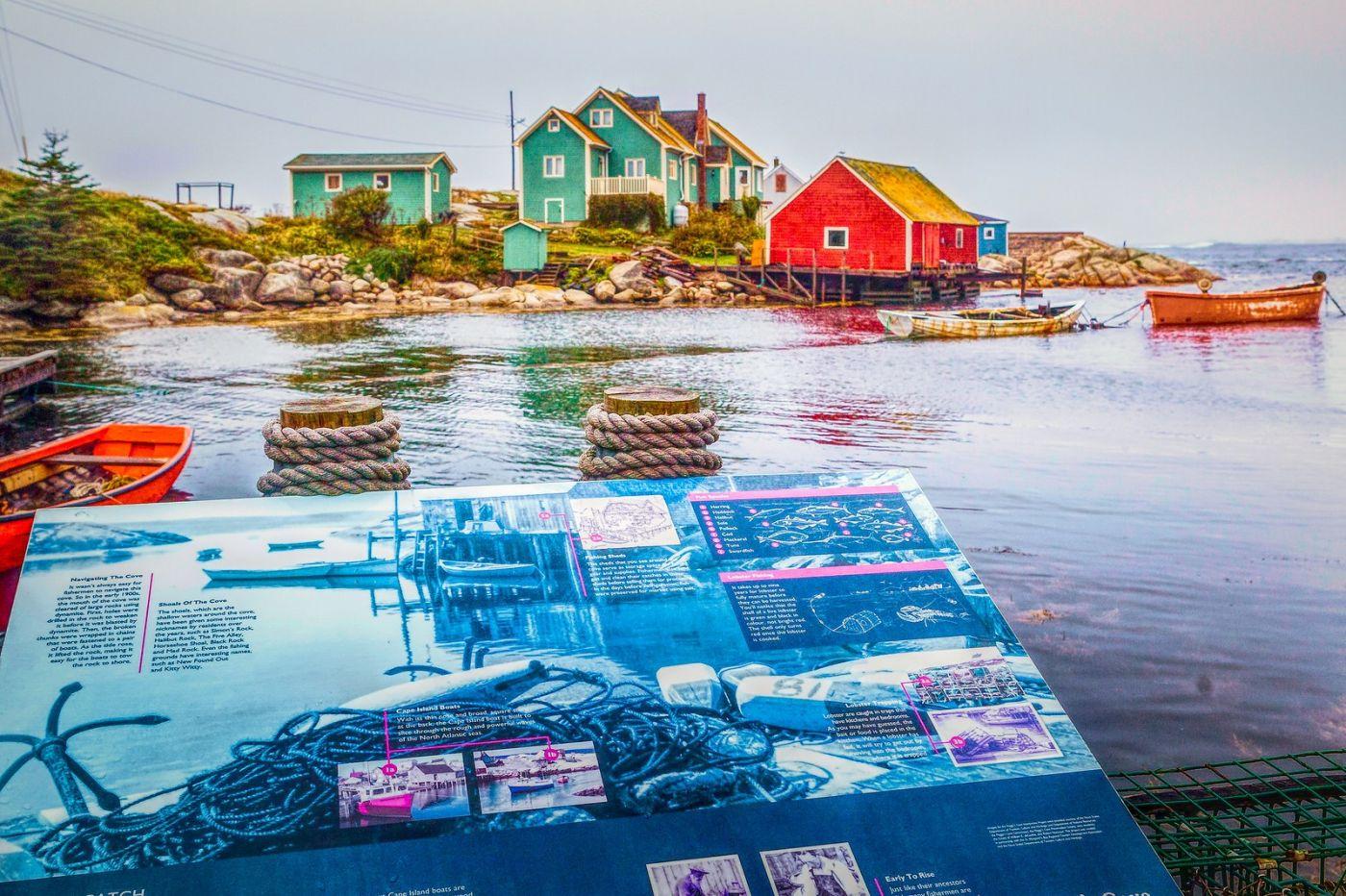 加拿大佩吉海湾(Peggys Cove),渔村生活_图1-11