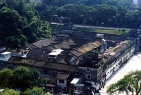 海侃香港--500多年历史的吉庆围_图1-4