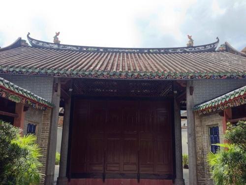海侃香港--500多年历史的吉庆围_图1-5