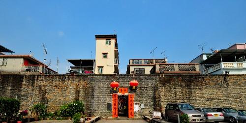 海侃香港--500多年历史的吉庆围_图1-2