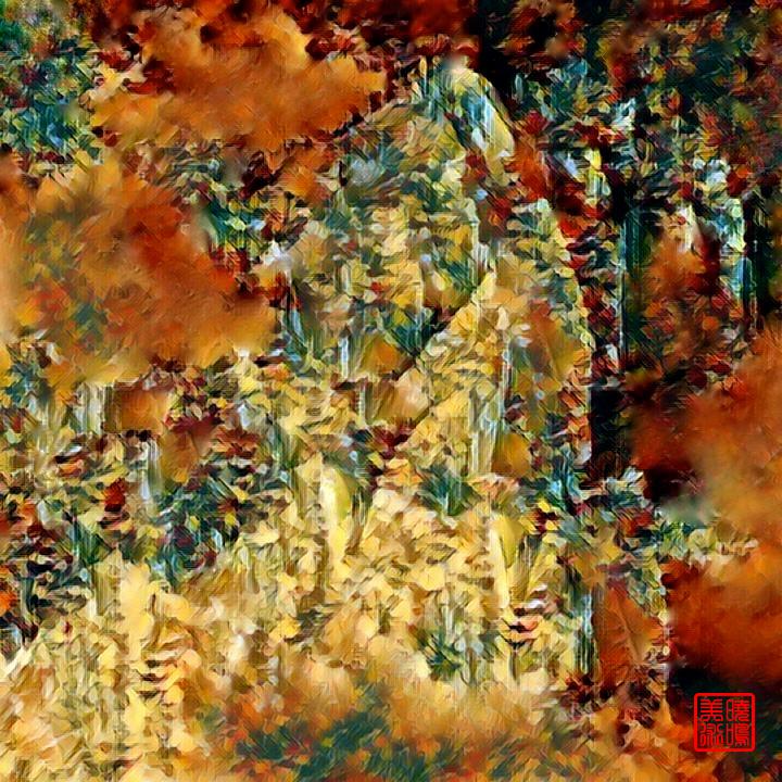【晓鸣独创】摄影绘制美术展(续)_图1-16