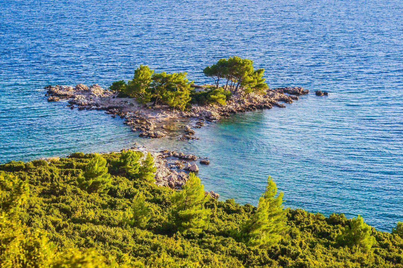 克罗地亚旅途,湾区景色_图1-6