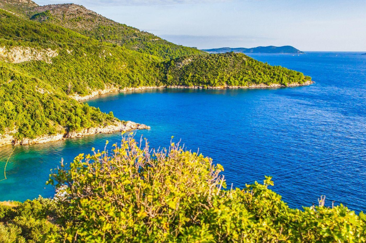 克罗地亚旅途,湾区景色_图1-3