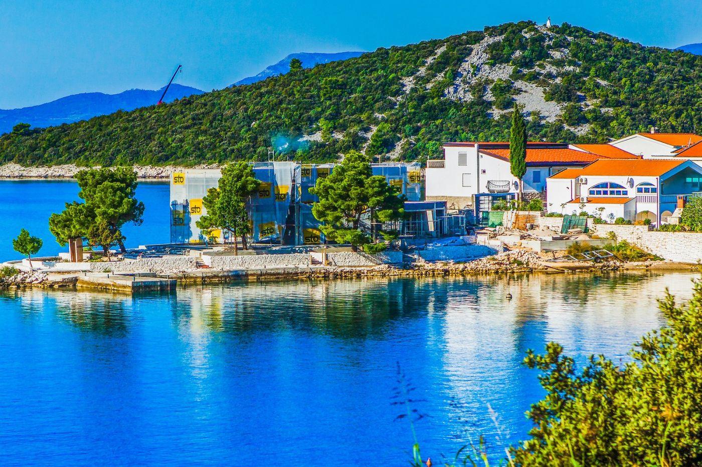 克罗地亚旅途,湾区景色_图1-25