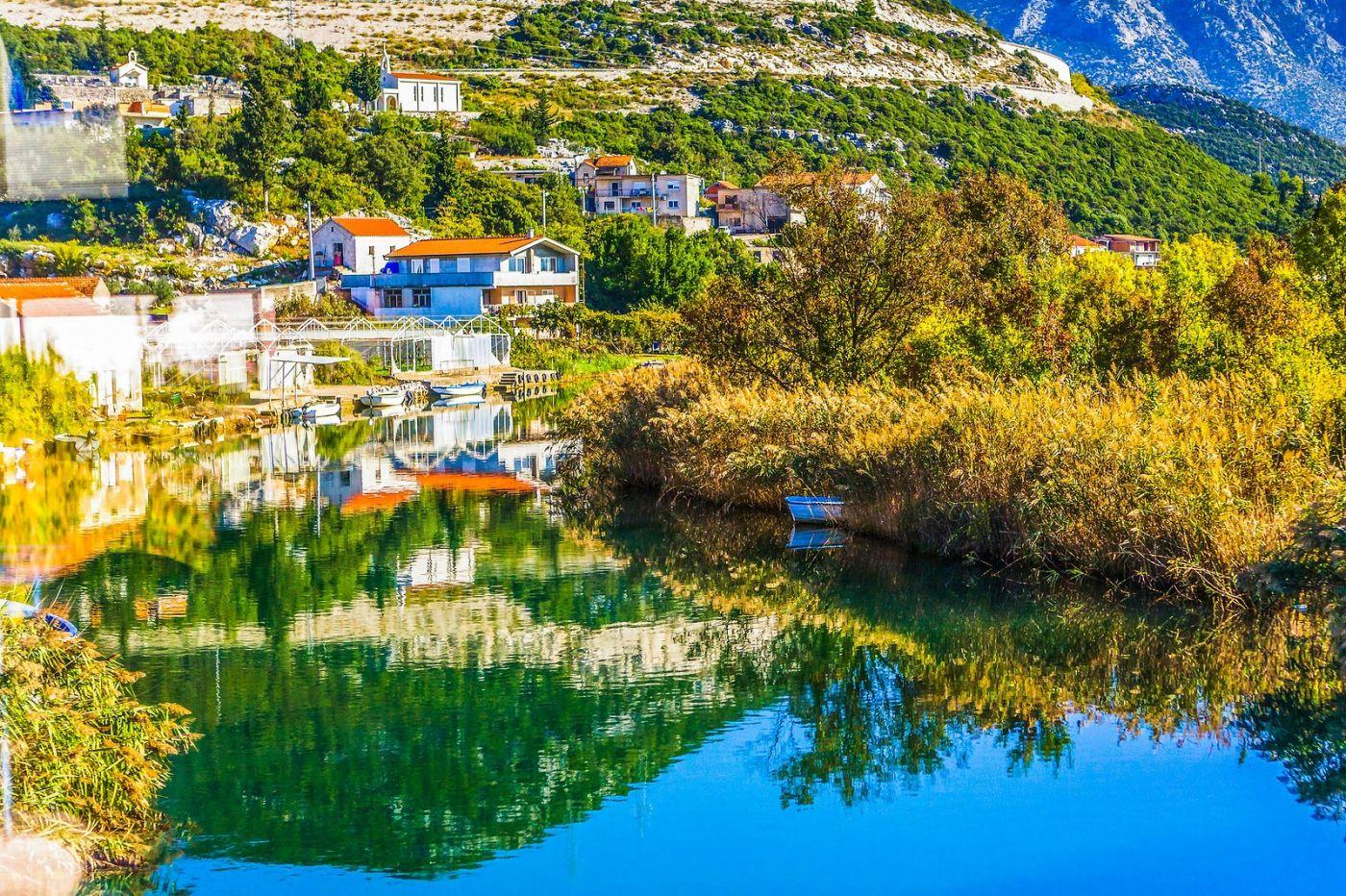克罗地亚旅途,湾区景色_图1-32