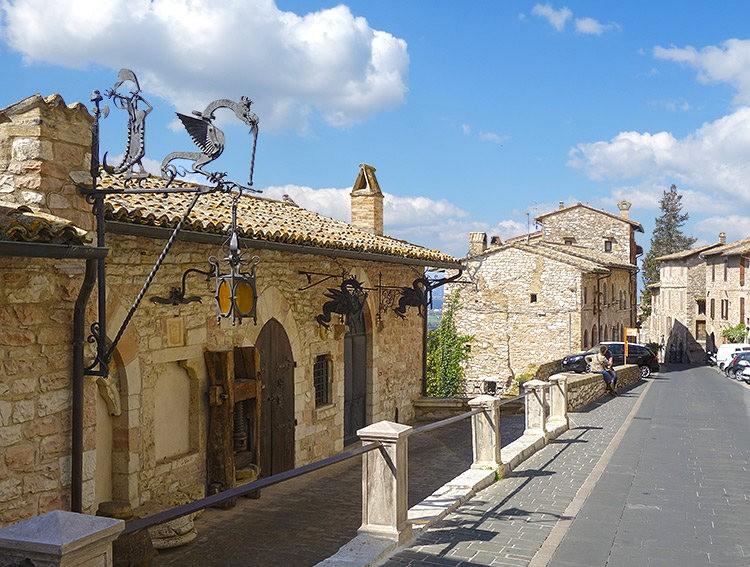 卡布奇诺风格的圣城---阿西西_图1-11