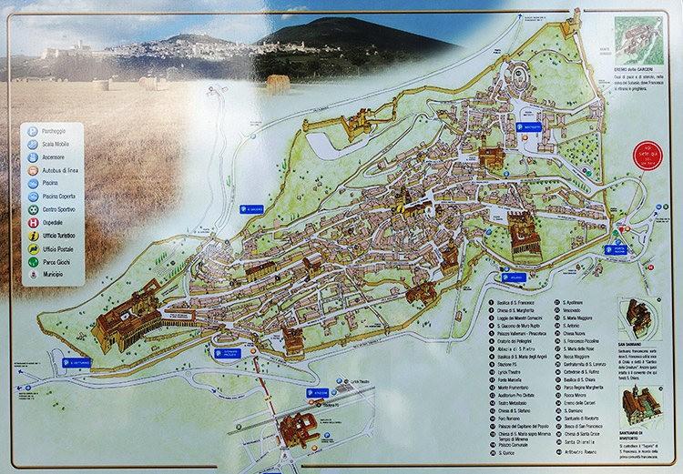 卡布奇诺风格的圣城---阿西西_图1-16