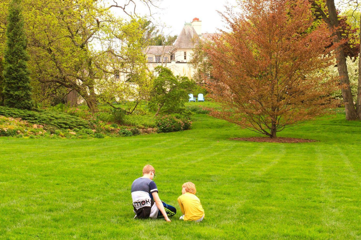 Chanticleer花园,享受大自然_图1-34