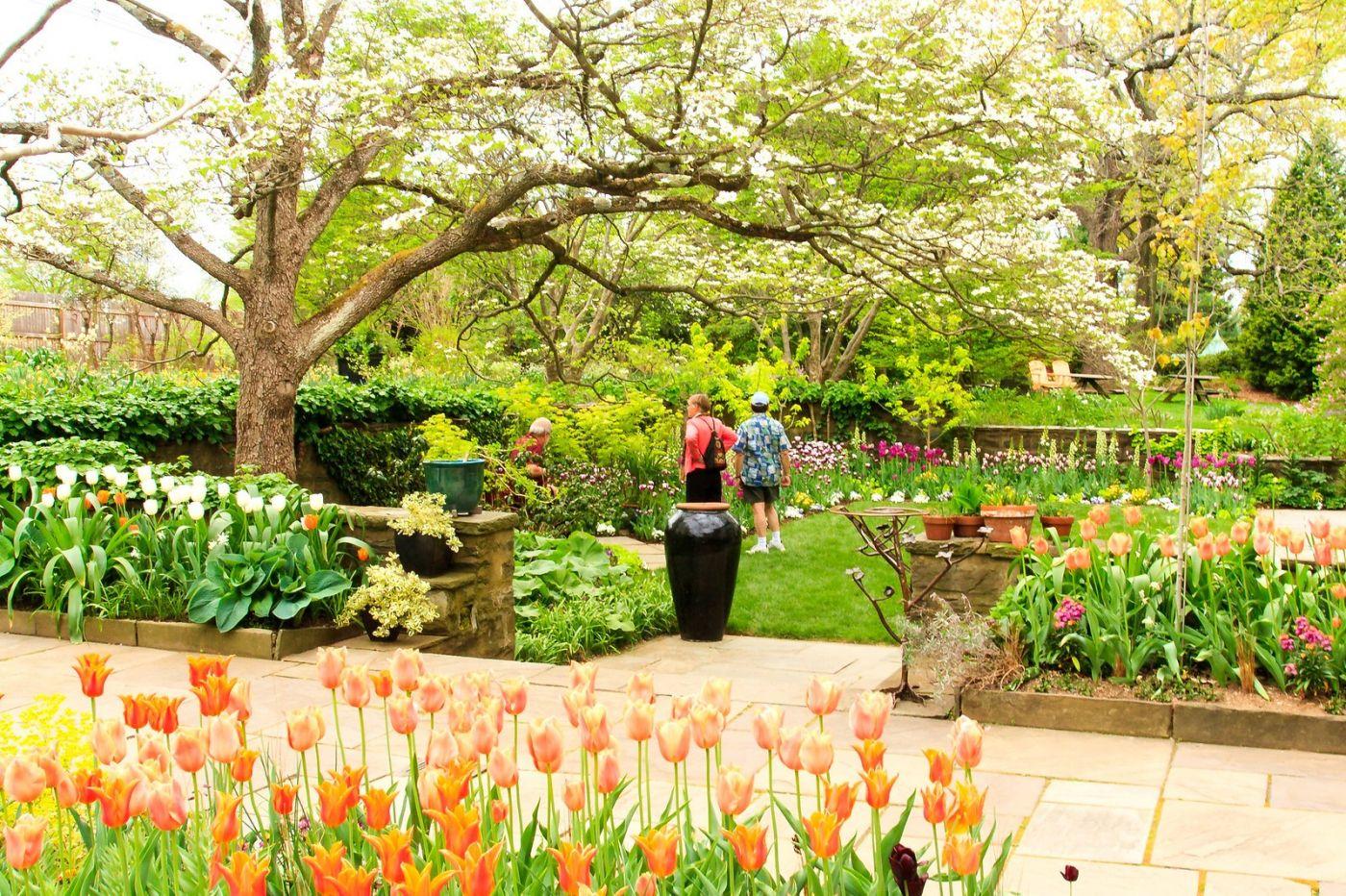 Chanticleer花园,享受大自然_图1-30