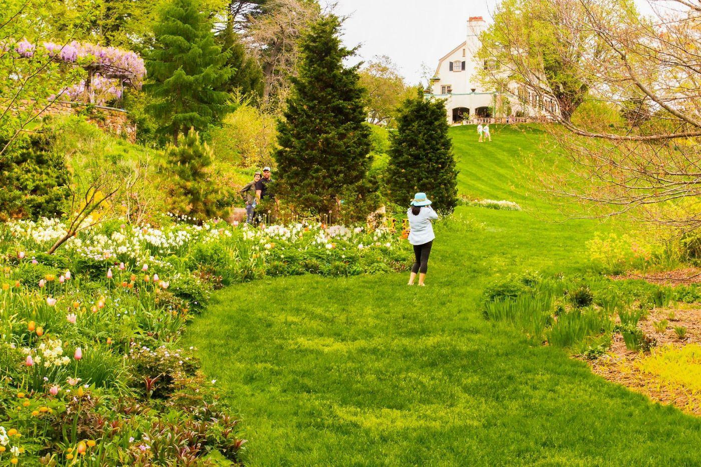 Chanticleer花园,享受大自然_图1-23