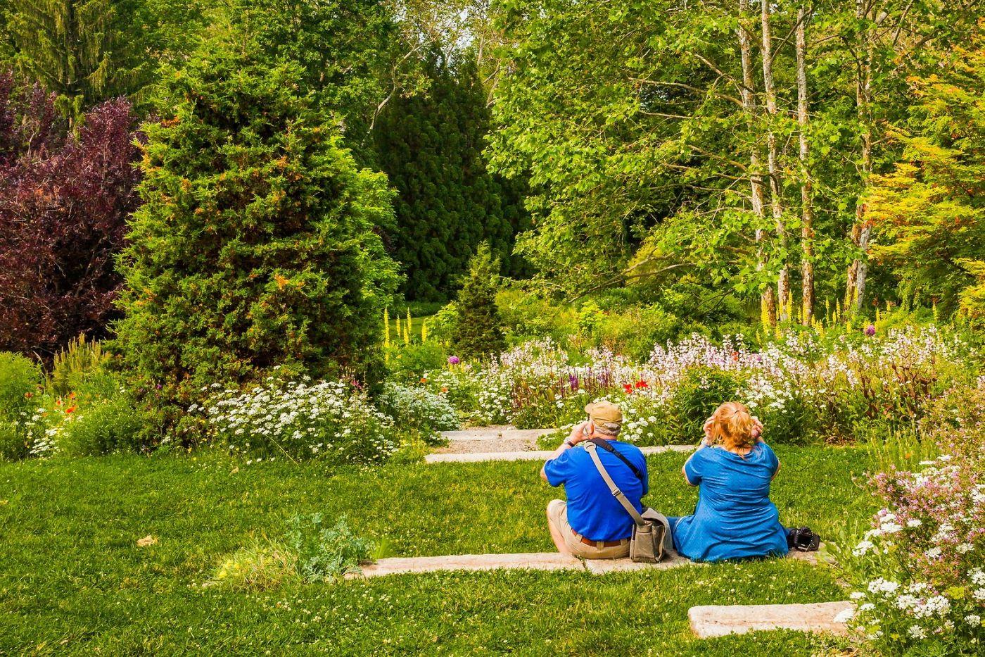 Chanticleer花园,享受大自然_图1-2