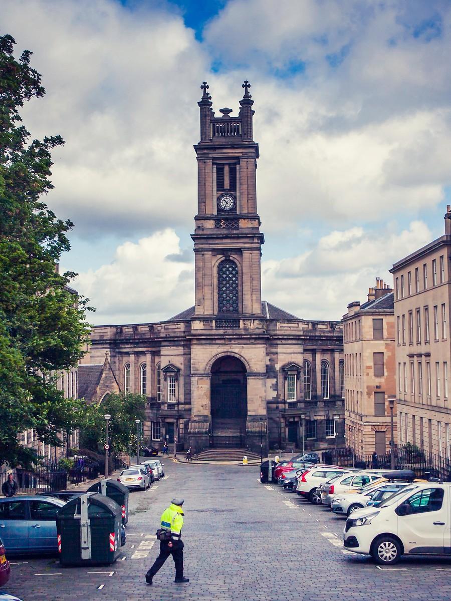 苏格兰爱丁堡,城市博物馆_图1-25