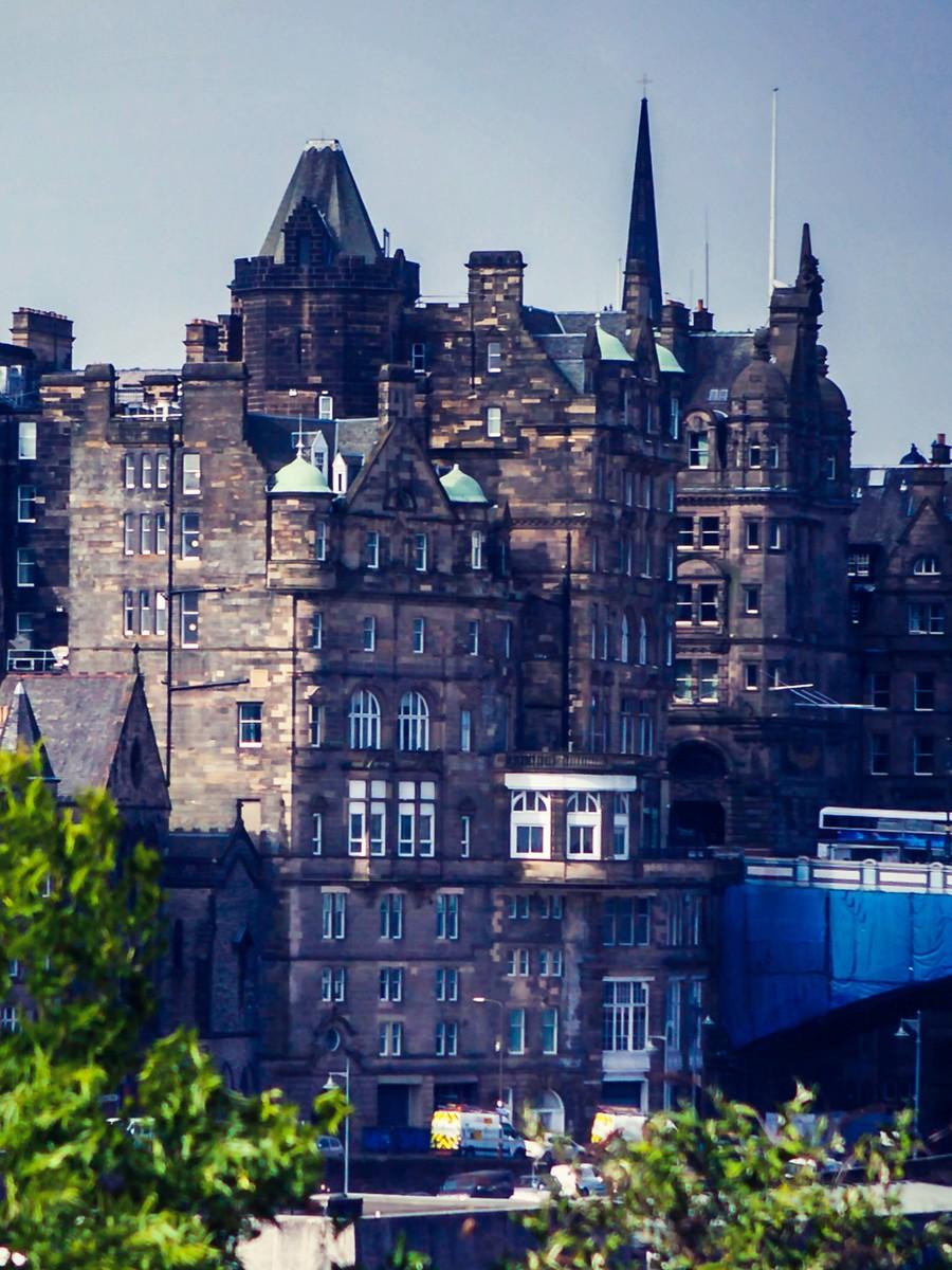 苏格兰爱丁堡,城市博物馆_图1-24