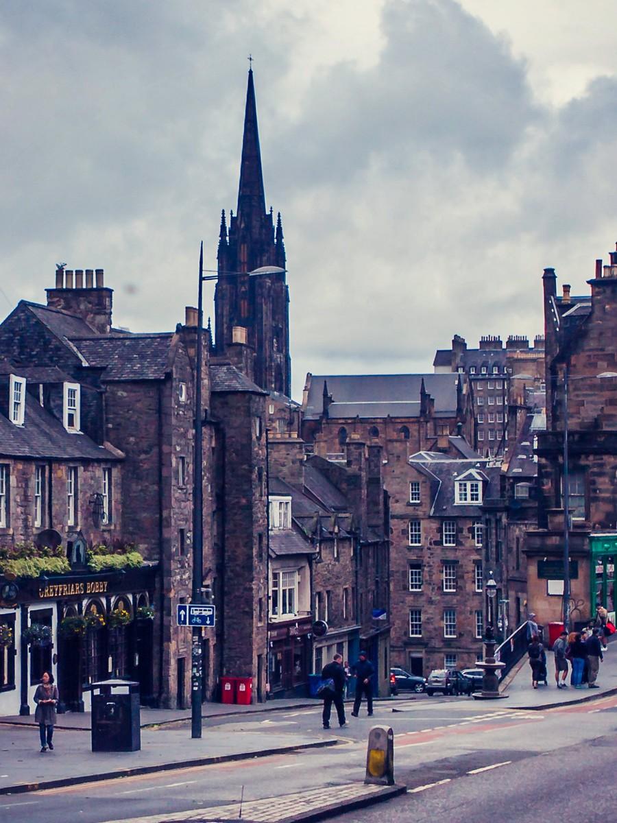 苏格兰爱丁堡,城市博物馆_图1-15