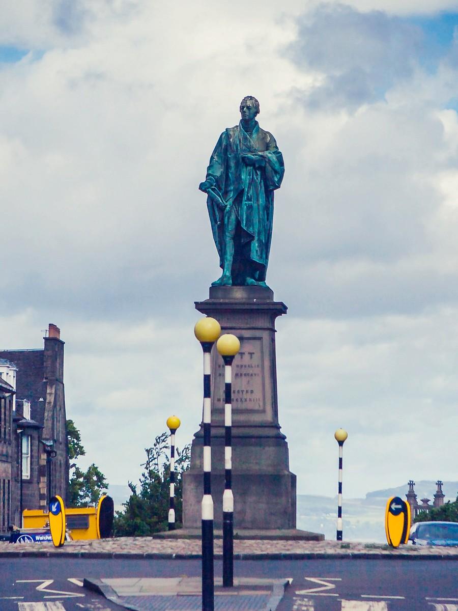 苏格兰爱丁堡,城市博物馆_图1-18