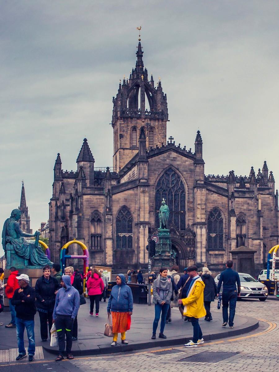 苏格兰爱丁堡,城市博物馆_图1-17