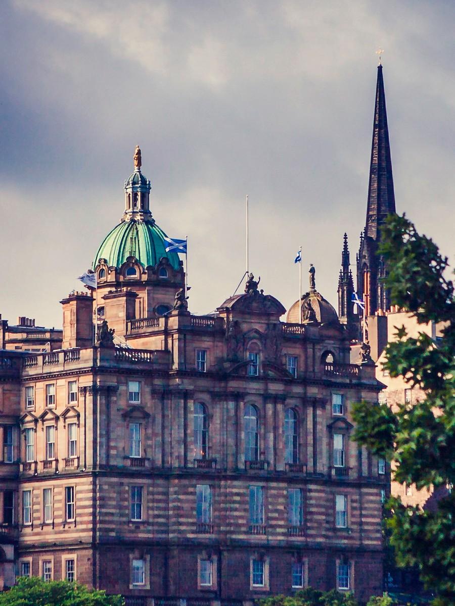 苏格兰爱丁堡,城市博物馆_图1-16