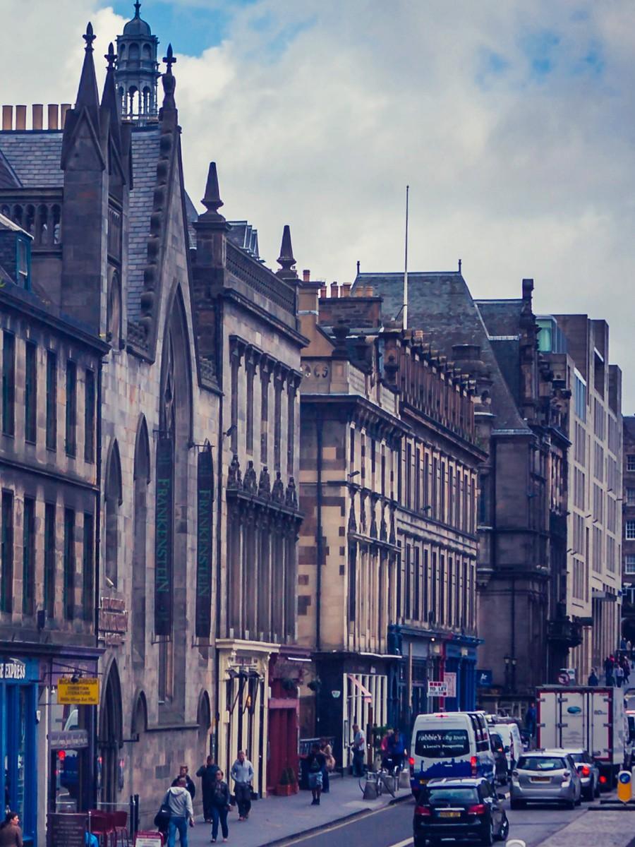 苏格兰爱丁堡,城市博物馆_图1-22