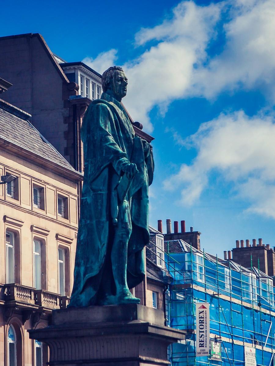 苏格兰爱丁堡,城市博物馆_图1-11