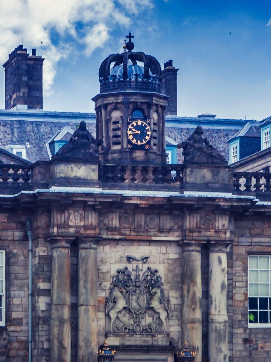 苏格兰爱丁堡,城市博物馆_图1-12