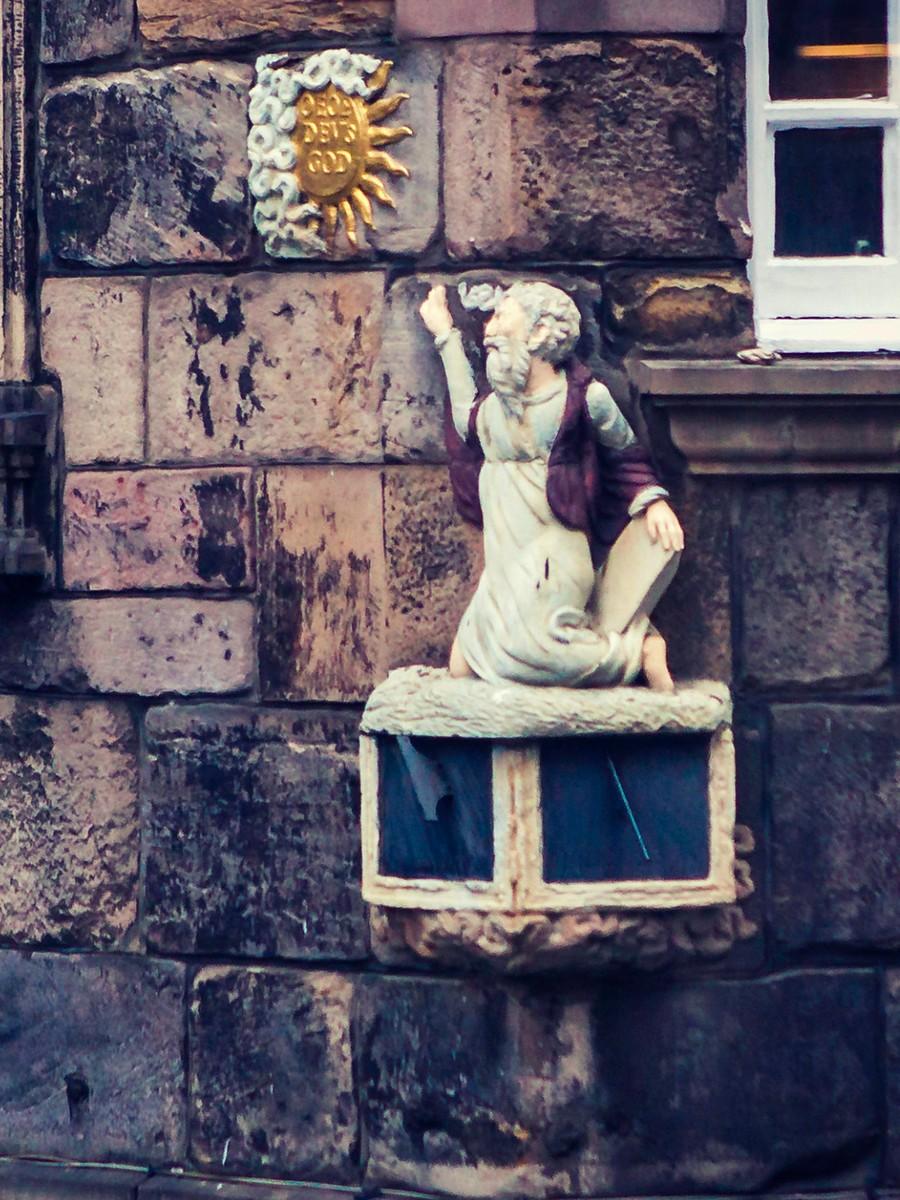 苏格兰爱丁堡,城市博物馆_图1-13