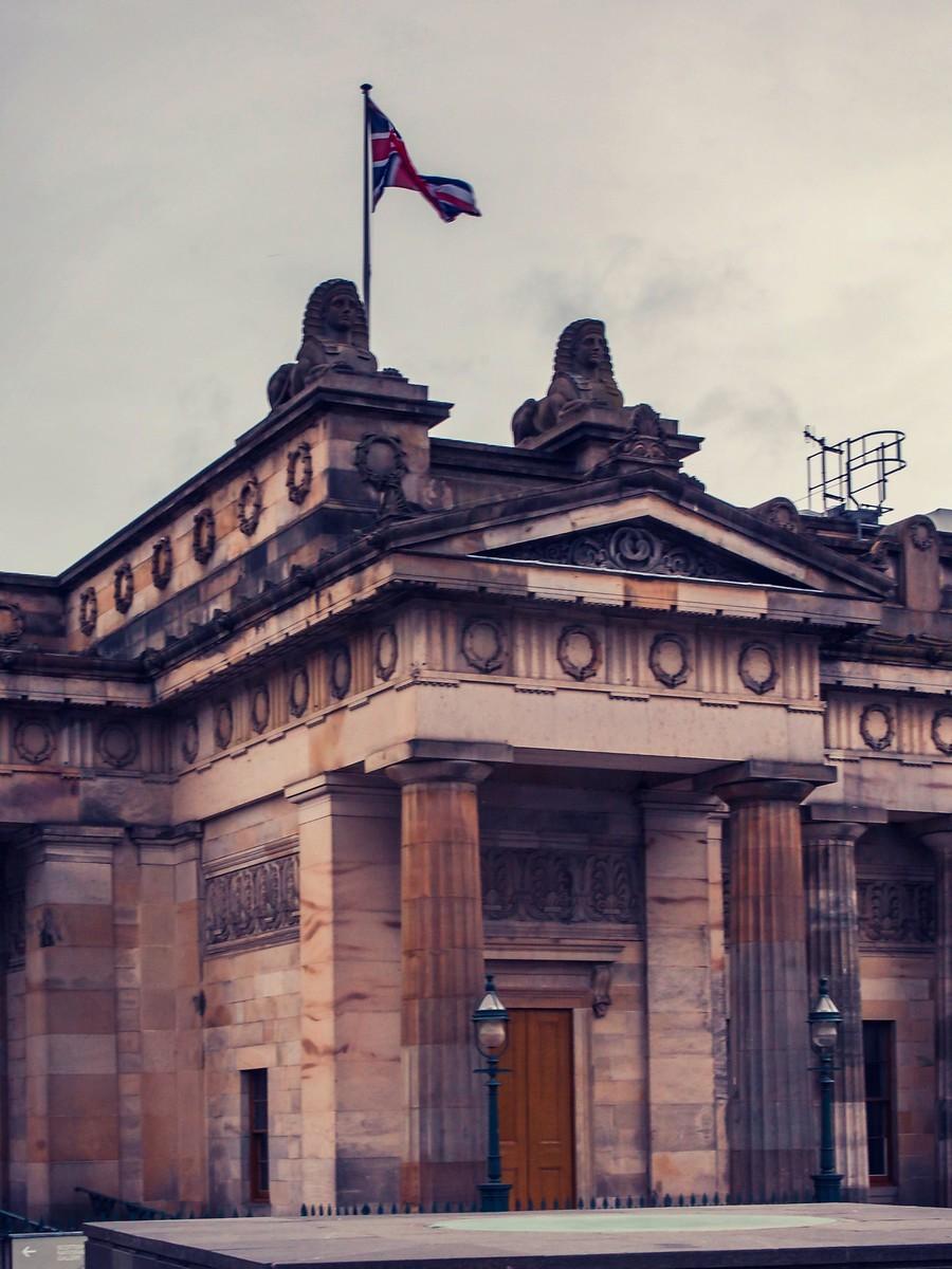 苏格兰爱丁堡,城市博物馆_图1-14