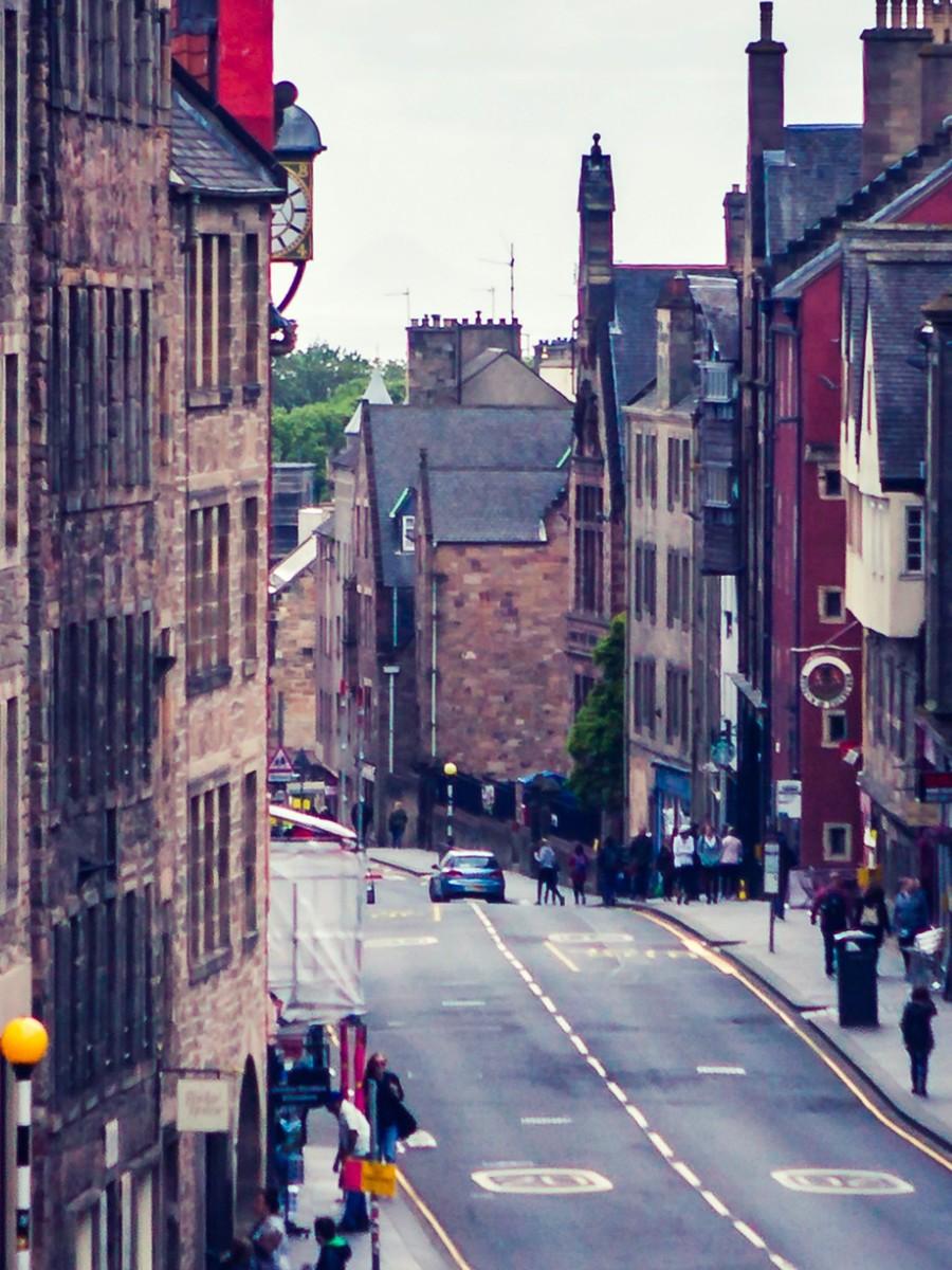 苏格兰爱丁堡,城市博物馆_图1-9