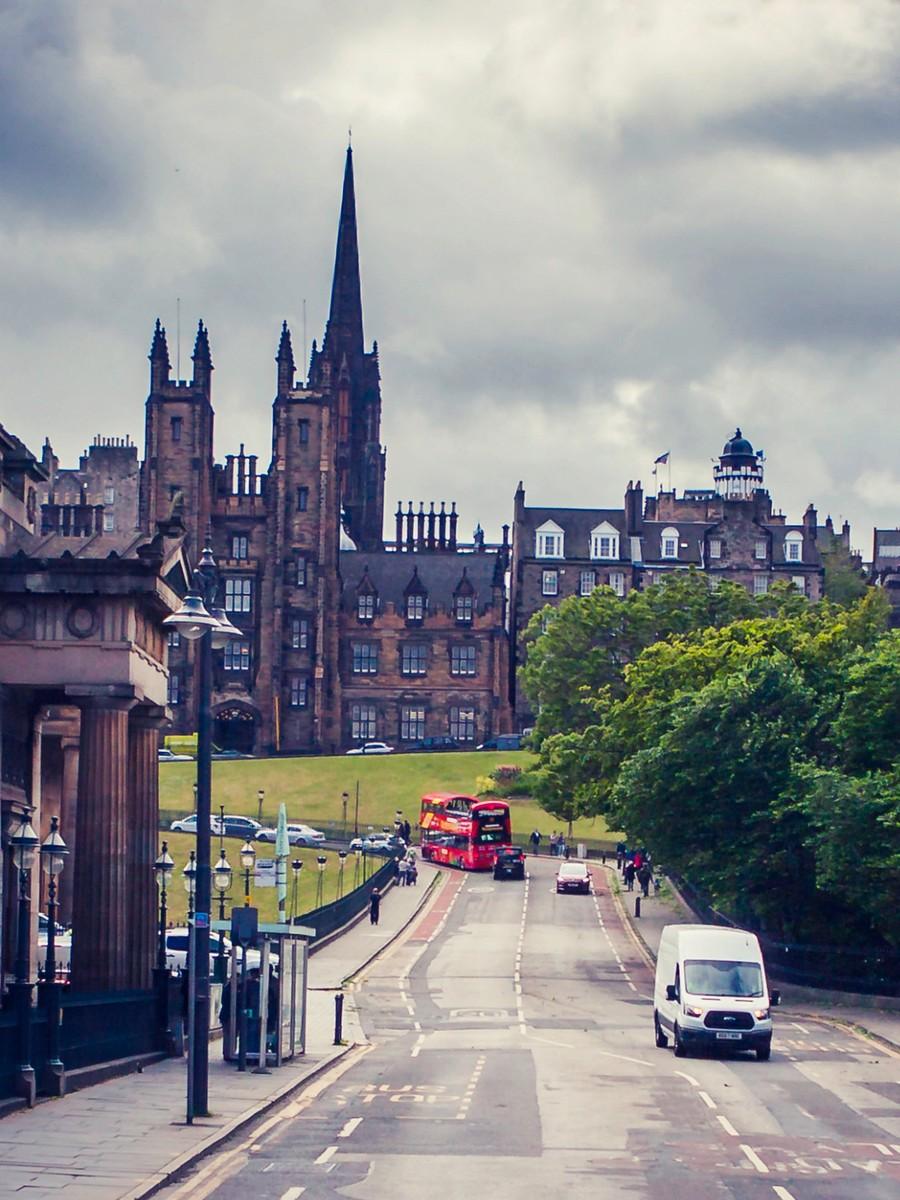 苏格兰爱丁堡,城市博物馆_图1-8