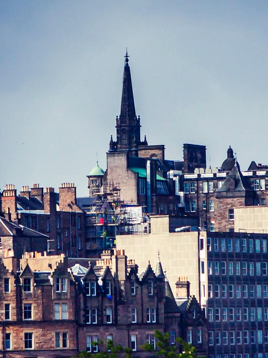 苏格兰爱丁堡,城市博物馆_图1-3