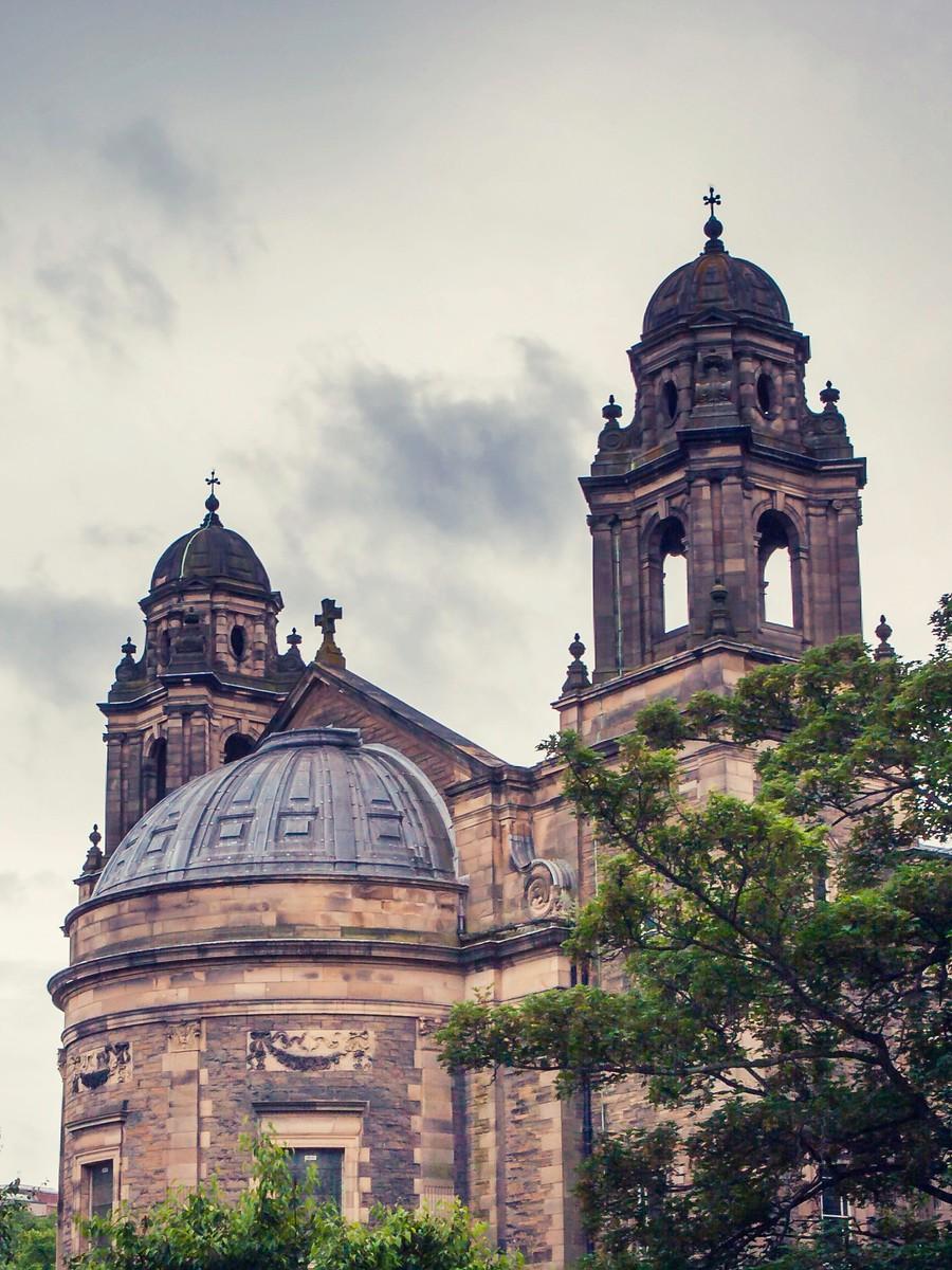 苏格兰爱丁堡,城市博物馆_图1-6