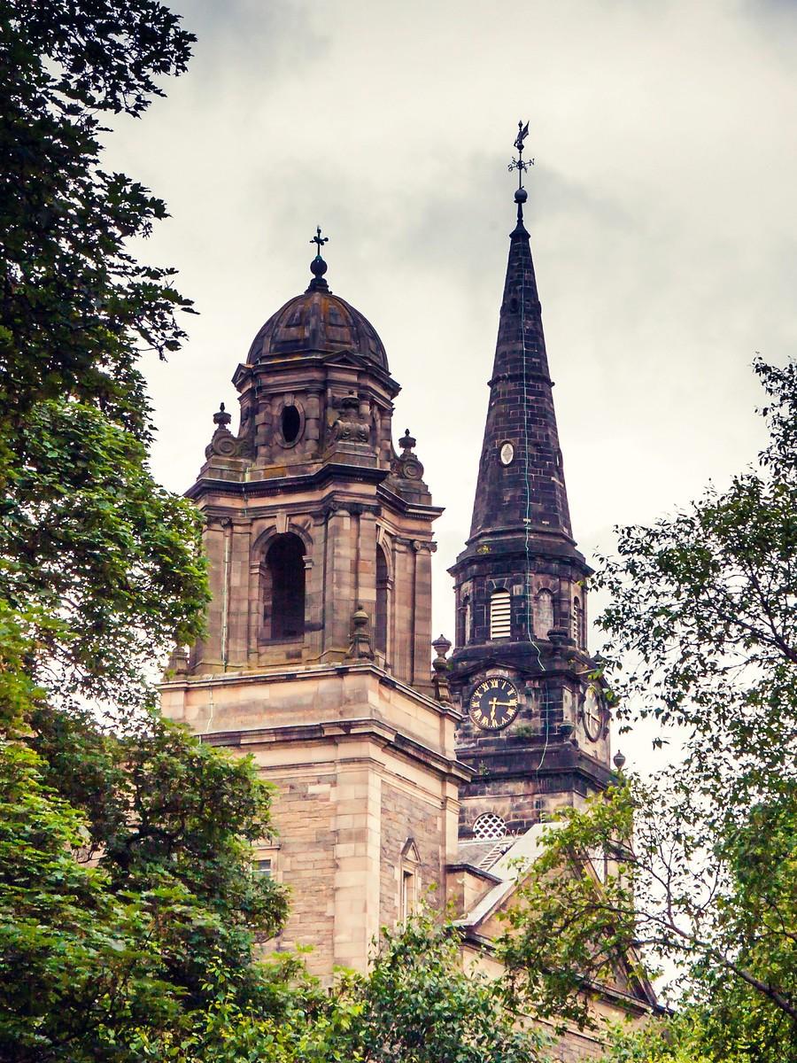 苏格兰爱丁堡,城市博物馆_图1-1