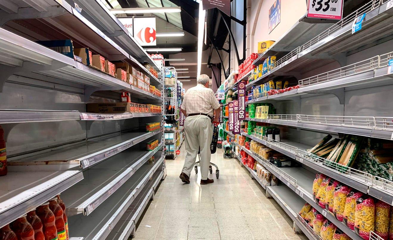农业大国的美国人为什么要抢购食品?_图1-1
