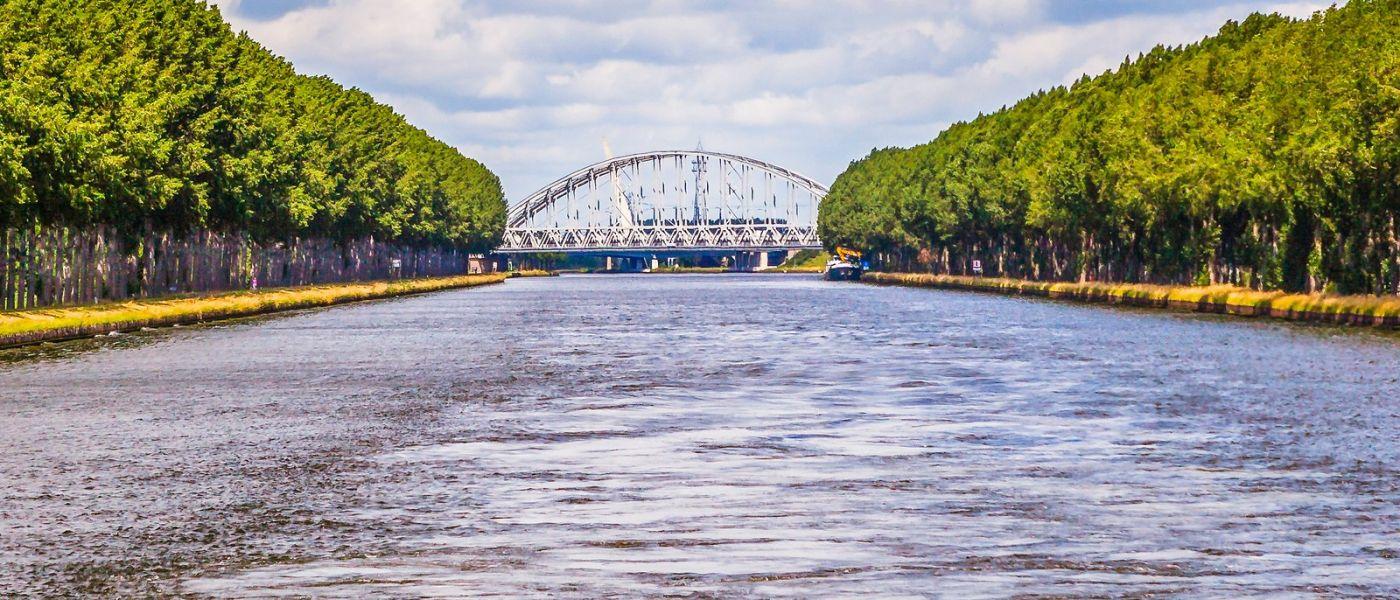 畅游莱茵河,站船头看两岸_图1-38