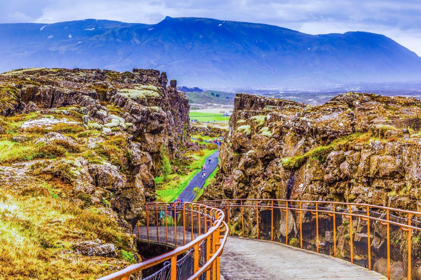 冰岛辛格韦德利国家公园,世界遗产_图1-30