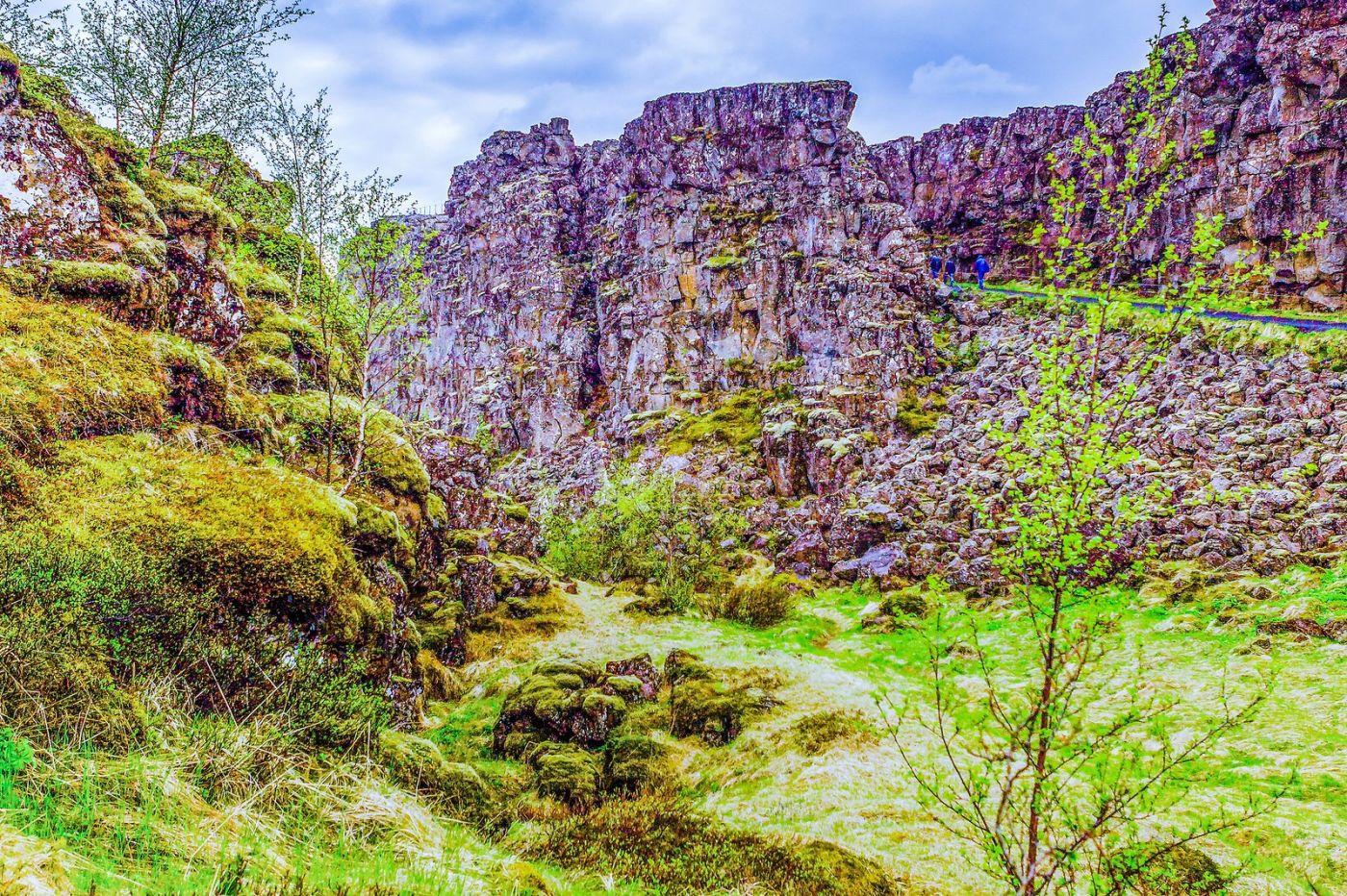 冰岛辛格韦德利国家公园,世界遗产_图1-28